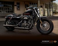 Harley-Davidson представи Sportster Forty-Eight