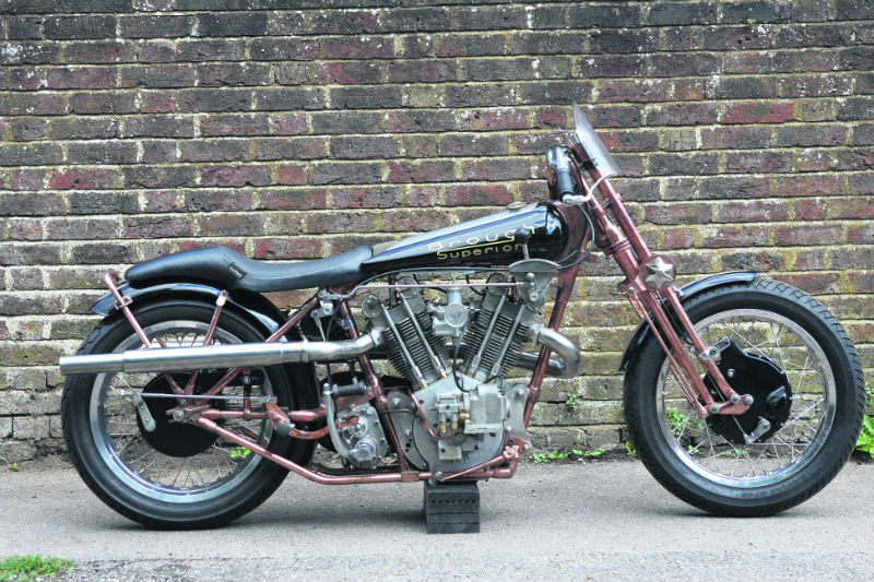 Brough Superior SS100 1929