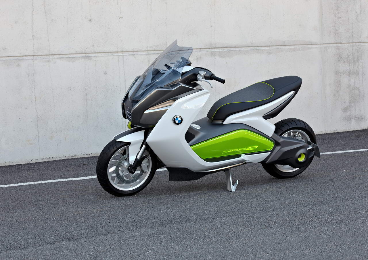 BMW eScooter 2011
